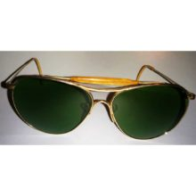 Ful-Vue AO American Optical Aviator Sunglasses 1942