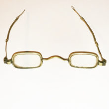 Silver rectangular readers 1830
